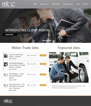Motor Trade Careers Jobs Website
