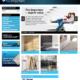 Tile importers website design