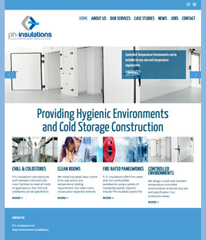 Providing Hygienic Environments and Cold Storage Construction