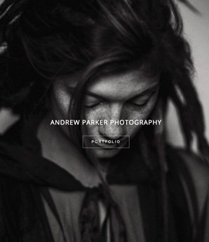 New website for Andrew Parker Photography