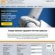 hi-press hydraulics website dseign
