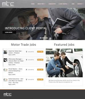 Motor Trade Careers Jobs Website