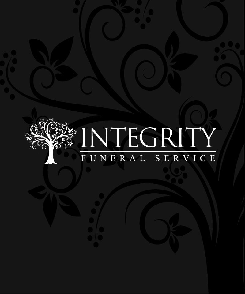 funeral service logo design