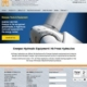 hi-press hydraulics website dseign