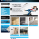 Tile importers website design