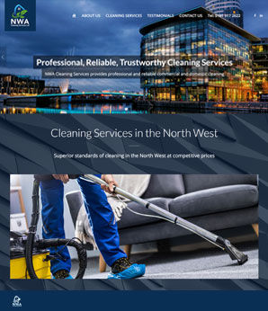 NWA Commercial Cleaners Salford