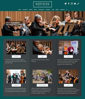 Northern Chamber Orchestra   Giving Concerts Across the North West